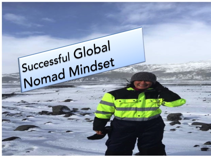successful global nomad mindset
