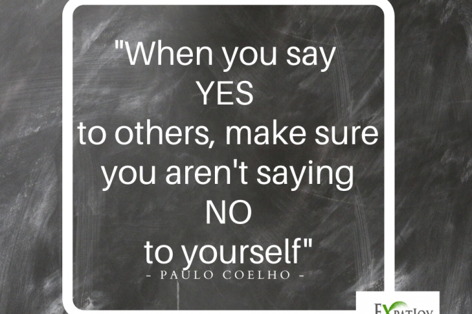 Why Saying No is Important